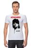 "Футболка Стрэйч ""Sylvester Stallone"" - актёр, рэмбо, сильвестр сталлоне, rambo, sylvester stallone"