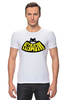 "Футболка Стрэйч ""Kawaii x Batman"" - пародия, batman, бэтмен, kawaii"