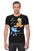 "Футболка Стрэйч ""Rainbow Jack"" - pony, rainbow dash, mlp, my little pony, пони, brony, applejack, мой маленький пони, брони"