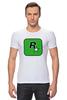 "Футболка Стрэйч (Мужская) ""Rockstar Games"" - gta, rockstar, гта, рокстар, rockstar games"