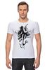 """Футболка Стрэйч """"Октослон"""" - рисунок, слон, осьминог, мутация, октослон"""