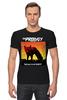 "Футболка Стрэйч (Мужская) ""The Prodigy"" - музыка, популярное, великобритания, the prodigy, брейкбит"
