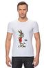 """Футболка Стрэйч """"Bugs Bunny_woman"""" - fun, nice"""