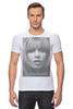 """Футболка Стрэйч """"Brigitte Bardot"""" - винтаж, актрисы, брижит бардо, brigitte bardot"""