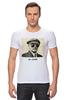 """Футболка Стрэйч """"Dr. Lenin"""" - lenin, ленин, крутой ленин"""