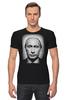"Футболка Стрэйч ""Путин"" - путин, putin"