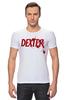 """Футболка Стрэйч (Мужская) """"Dexter (Декстер)"""" - dexter, декстер, serial killer, серийный убийца"""