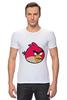 """Футболка Стрэйч """"Angry Birbs"""" - angry birds"""