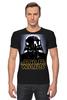 "Футболка Стрэйч ""Star Wars"" - star wars, звездные войны, дарт вейдер"