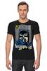 "Футболка Стрэйч (Мужская) ""Бэтмен"" - комиксы, batman, бэтмен, dc"