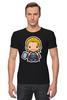 "Футболка Стрэйч ""Тор (Thor)"" - тор, thor"