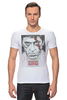 "Футболка Стрэйч ""Al Pacino / Ал Пачино"" - лицо со шрамом, scarface, ал пачино, kinoart, al pcino"