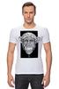 """Футболка Стрэйч (Мужская) """"Monkey"""" - арт, дизайн, графика, обезьяна, monkey"""