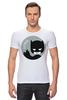 """Футболка Стрэйч """"Бэтмен (Batman)"""" - batman, бэтмен"""