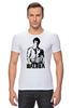 "Футболка Стрэйч ""Rocky Balboa"" - рокки, rocky, сильвестр сталлоне, sylvester stallone, рокки бальбоа"