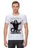"Футболка Стрэйч (Мужская) ""Ozzy Osbourne"" - heavy metal, ozzy, оззи осборн, ozzy osbourne, хэви метал"