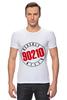 """Футболка Стрэйч (Мужская) """"90210"""" - 90210, беверли-хиллз 90210, beverly hills"""