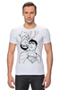 "Футболка Стрэйч ""AlterEgo"" - comics, супермен, комиксы, superman, dc, clarkkent"