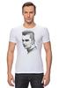 """Футболка Стрэйч (Мужская) """"Depeche Mode"""" - depeche mode, депеш мод, dm, dave gahan, martin gore"""