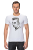 "Футболка Стрэйч ""Depeche Mode"" - depeche mode, депеш мод, dm, dave gahan, martin gore"