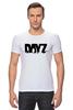 """Футболка Стрэйч (Мужская) """"DayZ T-shirt"""" - игры, dayz, дейзи, dayz standalone"""