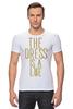 """Футболка Стрэйч (Мужская) """"Какого цвета Платье?"""" - dress, цвет платья, the dress is a lie"""