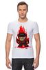"Футболка Стрэйч ""Freddy Krueger (8-bit)"" - пиксель арт, pixel art, фредди крюгер, freddy krueger, 8-бит"