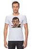 "Футболка Стрэйч ""Mr.Bean"" - rowan atkinson, актёр, мистер бин, роуэн аткинсон, mr bean"
