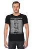 "Футболка Стрэйч (Мужская) ""Joy Division"" - музыка, joy division, ian curtis, пост-панк, new order"