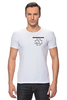 "Футболка Стрэйч (Мужская) ""Logo rammstein"" - rammstein, рамштайн, раммштайн"