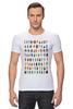 """Футболка Стрэйч """"Пиксельные супергерои"""" - comics, супермен, комиксы, джокер, супергерои, росомаха, marvel, dc, железный человек, капитан америка"""