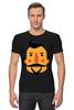 "Футболка Стрэйч ""Борода III"" - борода, усы, beard, mustache"