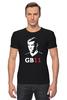 """Футболка Стрэйч """"Гарет Бэйл/Gareth Bale"""" - вектор, реал мадрид, гарет бэйл"""