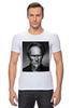 """Футболка Стрэйч """"Клинт Иствуд / Clint Eastwood"""" - любовь, кино, портрет, clint eastwood, клинт иствуд"""