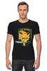 "Футболка Стрэйч ""Fox Hound"" - игры, metal gear, fox hound"