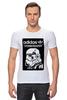 "Футболка Стрэйч ""Adidas ""Stormtrooper/Scateboarding"""" - adidas, stormtrooper, штурмовик, skateboarding"