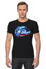 "Футболка Стрэйч ""Blue Bombers (Mega Man)"" - nintendo, mega man, rockman"