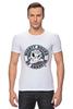 "Футболка Стрэйч (Мужская) ""Anaheim Ducks"" - 3d, хоккей, nhl, нхл, anaheim ducks"