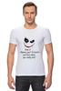 "Футболка Стрэйч (Мужская) ""Джокер(Joker) DC Comics"" - joker, batman, джокер, бэтман"