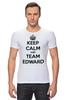 "Футболка Стрэйч (Мужская) ""Edward Snowden"" - америка, россия, keep calm, edward snowden, эдвард сноуден"