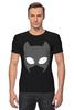 "Футболка Стрэйч (Мужская) ""Женщина-кошка (Catwoman)"""