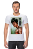 """Футболка Стрэйч """"Bruce Lee"""" - karate, bruce lee, fighter, карате, брюс ли"""