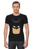 """Футболка Стрэйч """"Бэтмен (Batman)"""" - batman, бэтмен, dc comics"""