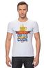 "Футболка Стрэйч ""Программист (Programmer)"" - кофе, coffee, код, программист, code"