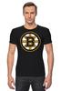 "Футболка Стрэйч ""Boston Bruins"" - хоккей, nhl, нхл, бостон брюинз, boston bruins"