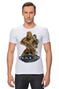 "Футболка Стрэйч ""Halo 4"" - halo, halo 4"