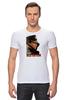 """Футболка Стрэйч """"Женская футболка с Путиным"""" - путин, putin, все путем, одежда с путиным"""