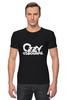 """Футболка Стрэйч """"Ozzy Osbourne"""" - ozzy, black sabbath, ozzy osbourne, оззи, ozzfest, osbourne, озборн, оззи озборн"""