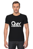 "Футболка Стрэйч (Мужская) ""Ozzy Osbourne"" - ozzy, black sabbath, ozzy osbourne, оззи, ozzfest, osbourne, озборн, оззи озборн"
