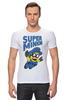 "Футболка Стрэйч ""Super Minion"" - миньон, minion"